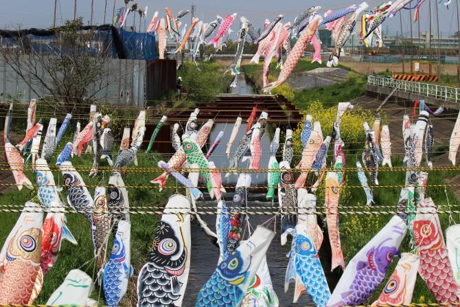 第22回鯉のぼりフェスティバル