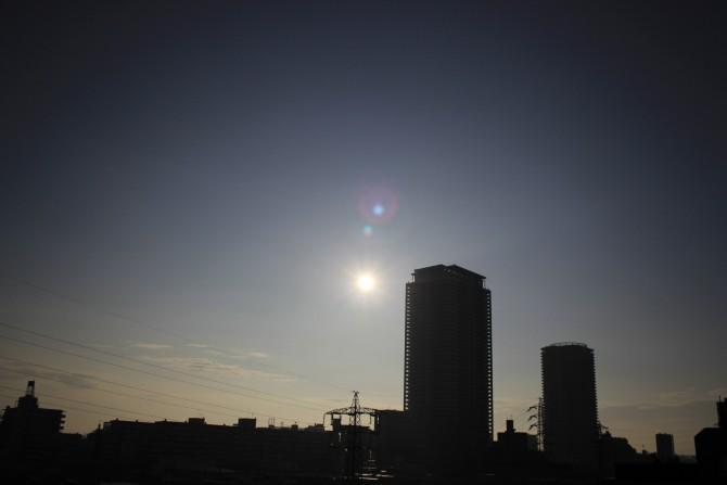 6月6日(水) 金星の太陽面通過