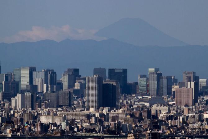 雪化粧をした富士山を期待して写真を撮りに行きましたが…