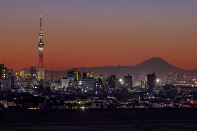 11月1日(金)から東京スカイツリーのクリスマス限定ライティングがスタート