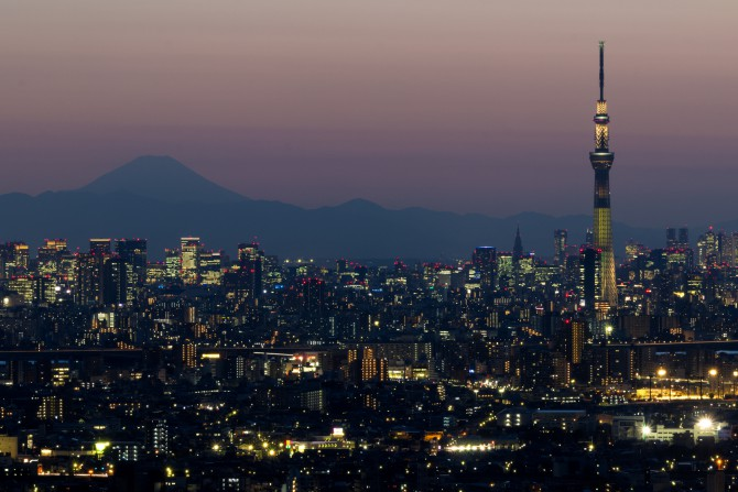 3月10日(火)、11日(水)は東京スカイツリーで特別ライティング