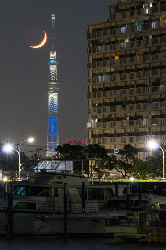 東京スカイツリーはきょうで開業3周年