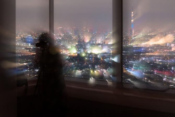 アイ・リンクタウン展望施設でライトダウンイベント 2015年6月19日(金)~20日(土)