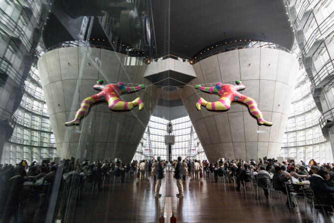 国立新美術館で開催「平泉展」に参加します 2016年1月20日(水)~2月1日(月)