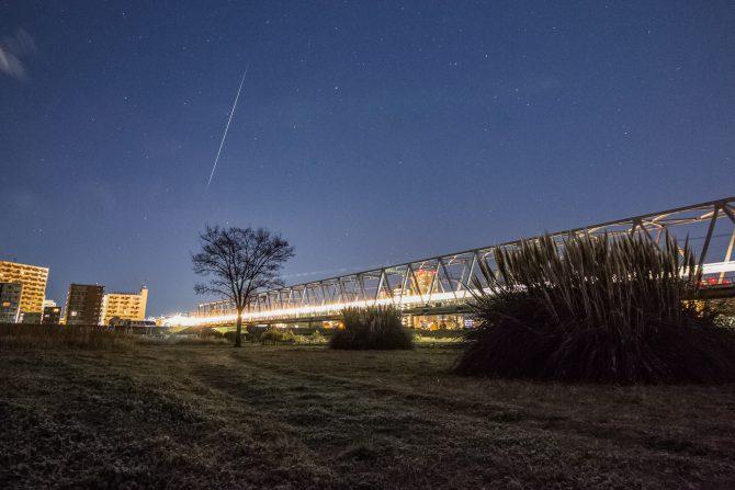 「ペルセウス座流星群」が8月12日深夜~13日未明に見ごろ