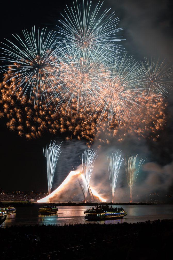 市川市周辺で開催される花火大会 2017年
