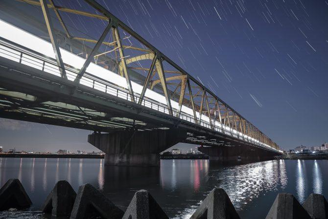 市川からも星がよく見える季節になりました