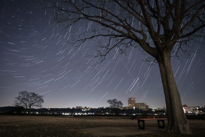 星がよく見える季節になりました