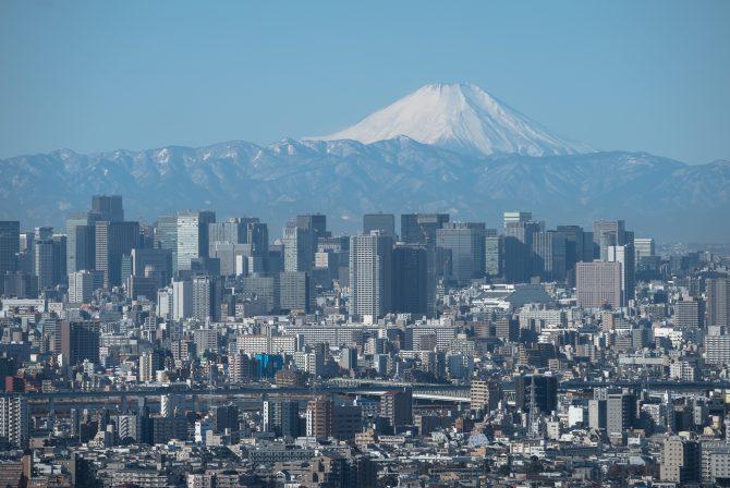 きょうは富士山の日
