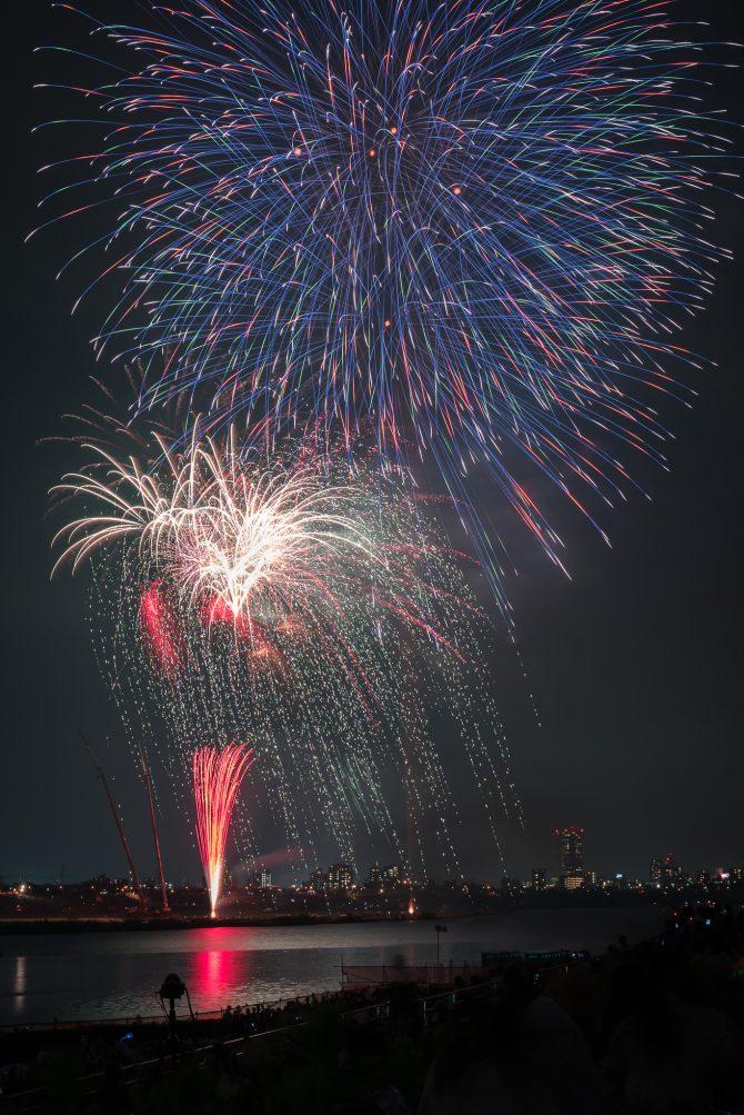2019年 市川市周辺で開催される花火大会の日程